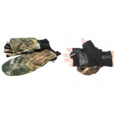 Рукавицы-перчатки  с обрезанными пальцами КМФ