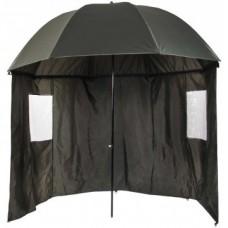 Зонт  NISUS со шторкой