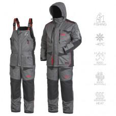 Зимний костюм с подогревом NORFIN DISCOVERY HEAT  (-40 C)