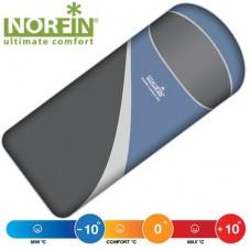 Спальный мешок-одеяло Norfin SCANDIC COMFORT 350 L (от+10 до-10 )