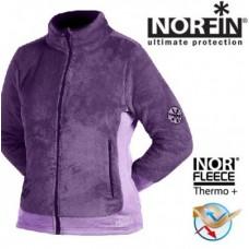 Куртка флисовая Norfin Women MOONRISE VIOLET