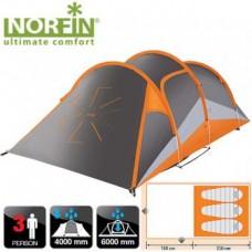 Палатка 3-х местная Norfin HELIN 3