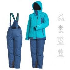 Костюм зимний Norfin SNOWFLAKE  NEW! (-25 С)