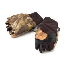 Рукавицы-перчатки TR 0822 с обрезанными пальцами КМФ