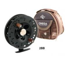 Катушка  Akara Onega XT120B 2bb в сумке