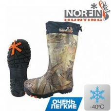 Сапоги зимние Norfin Hunting Forest (-40 C)