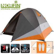 Палатка 2-х местная Norfin Begna