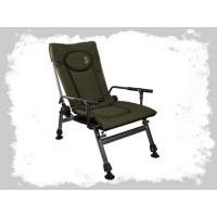 Кресло карповое складное M-Elektrostatyk F5R (Электростатик)  (нагр 110 кг)
