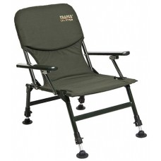 Кресло Traper Ultra с подлокотниками   (нагр 120кг)