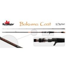 Спиннинг SURF MASTER Chokai Series Bakuma Cast с курком (14-42) 1.98 м
