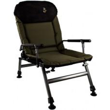 Кресло карповое складное M-Elektrostatyk FK5  (Электростатик) (нагр 150 кг!)