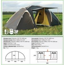 Палатка COMFORTIKA Family